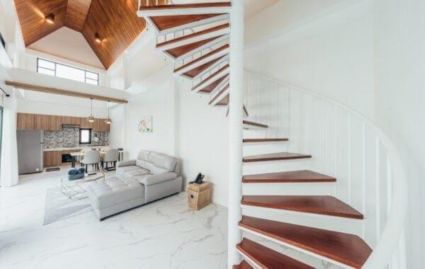 Two Bedroom Grand Duplex Pool Villa & Jacuzzi