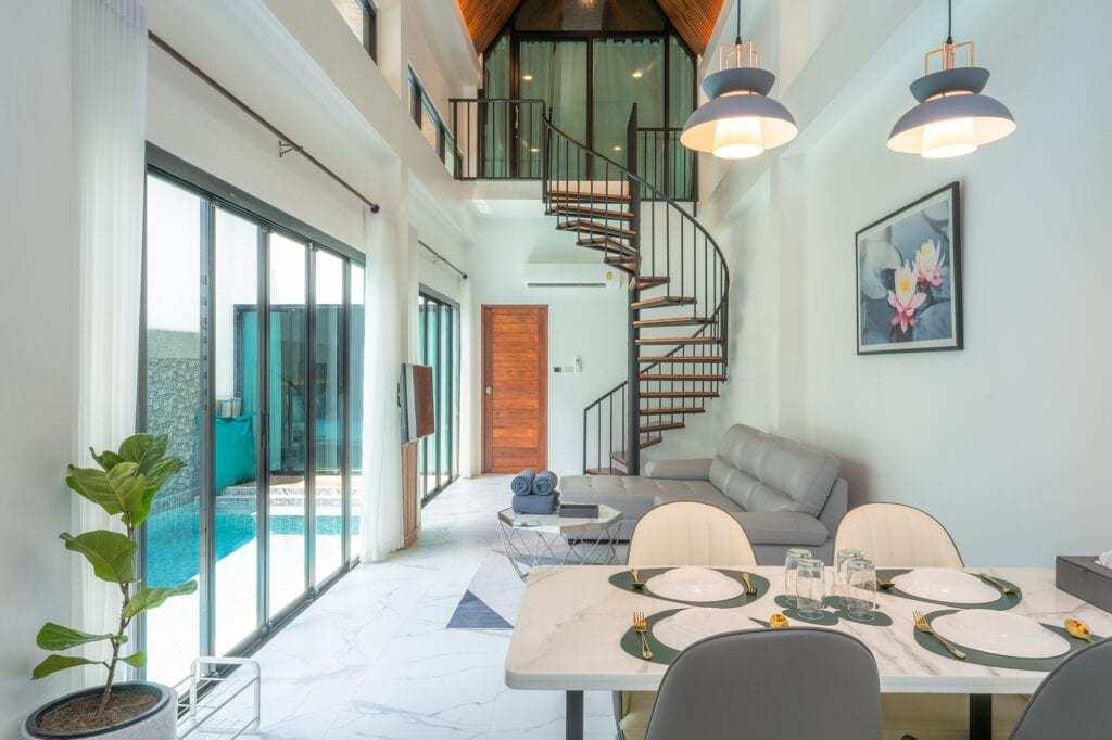 Poonsiri Varich Pool Villa Krabi Aonang, Luxury pool villa