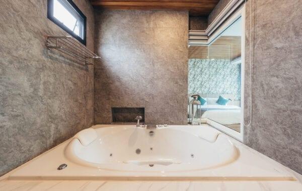 Three Bedroom Grand Duplex Pool Villa